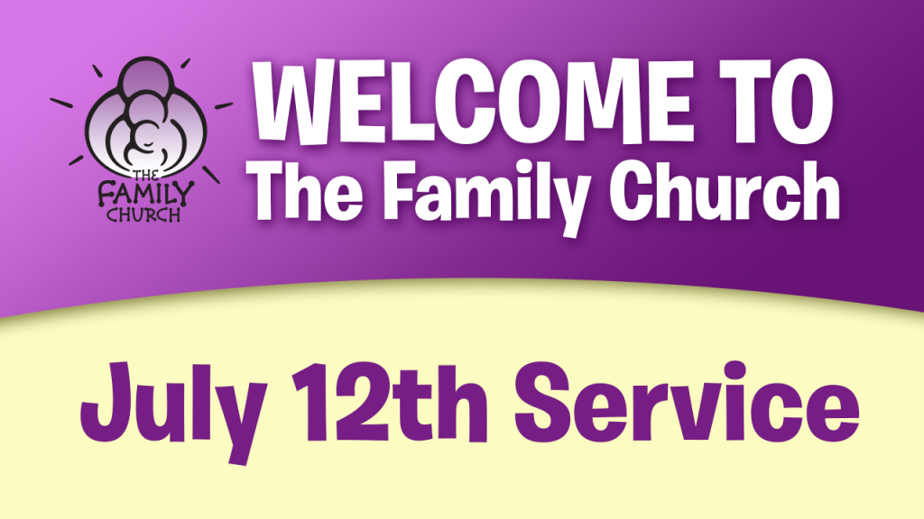 July 12th Service